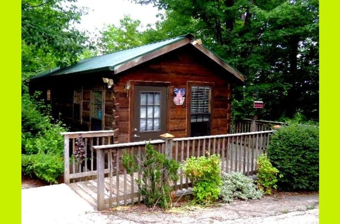 Charming Handicapped Accessible little cabin for easy access